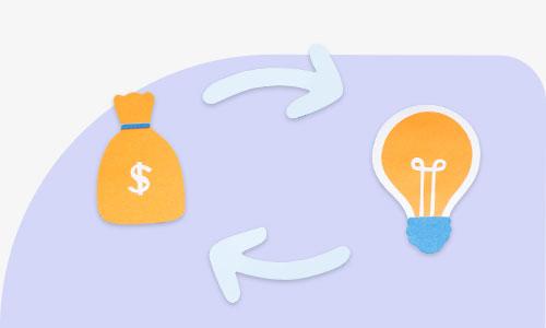 아이디어로 돈을 벌 수 있는 방법은?